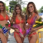 Candidata de Alvorada vence etapa regional do Garota Verão