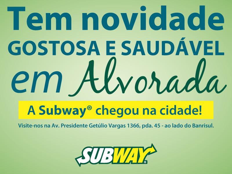 Subway | Popup