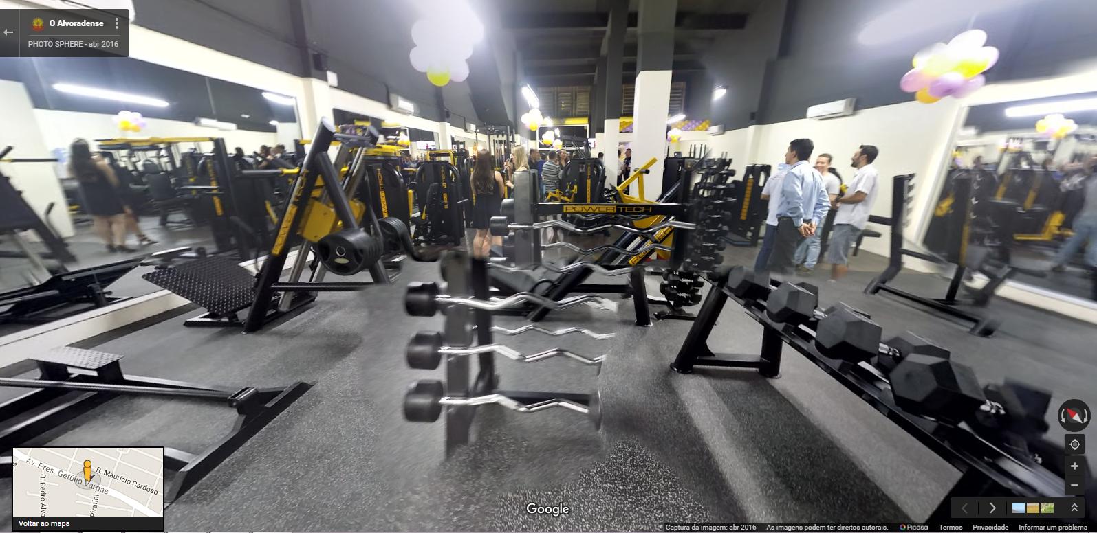 Clique na imagem para ver a nova unidade em 360º