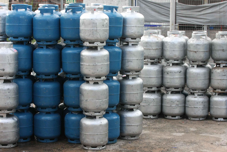 Resultado de imagem para Fotos de botijão de gas