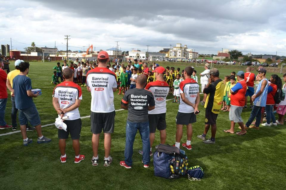 Competição em parceria com Sport Clube Internacional