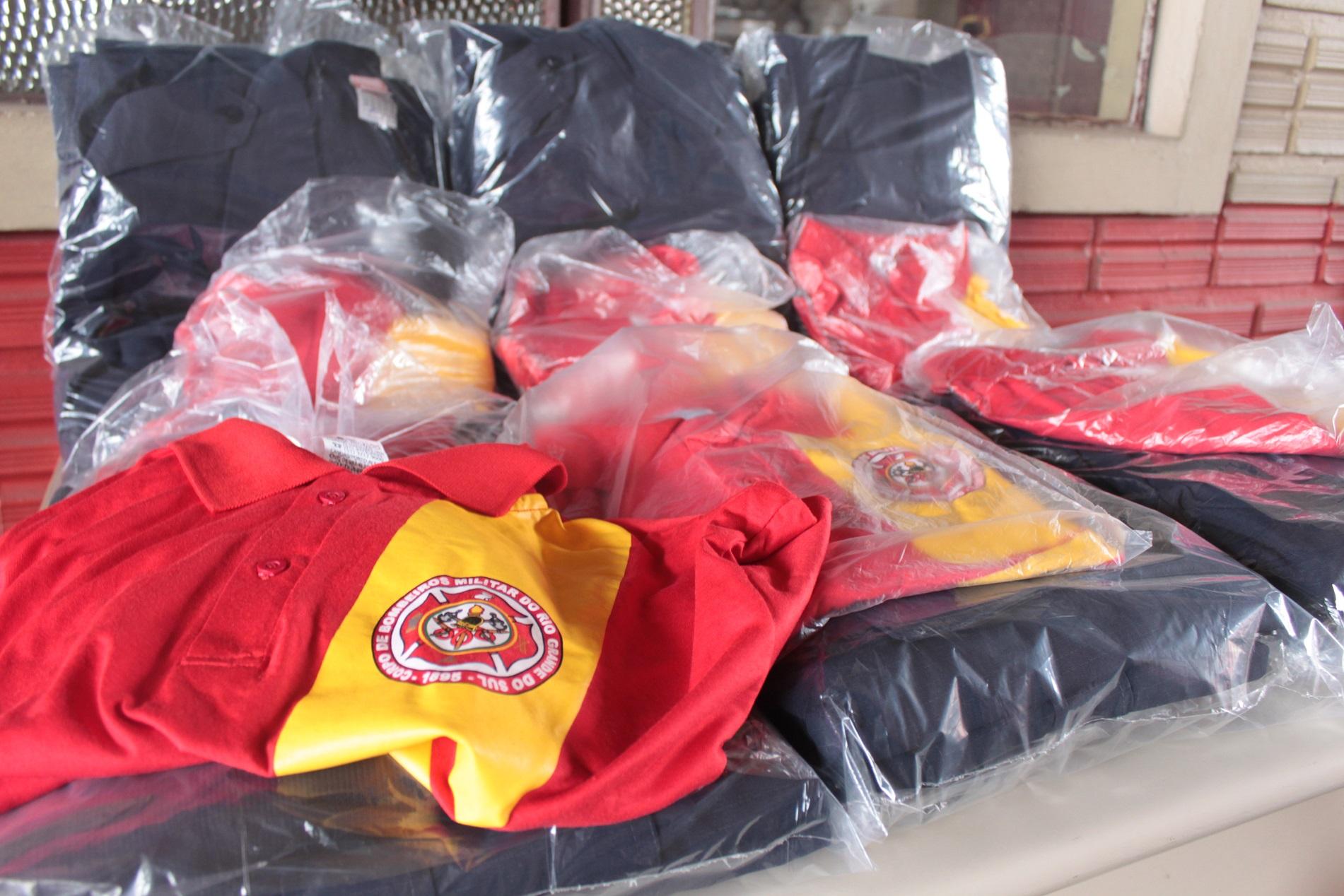 Foram adquiridos 20 kits / Foto: Leonardo Ferreira / CCS / OA