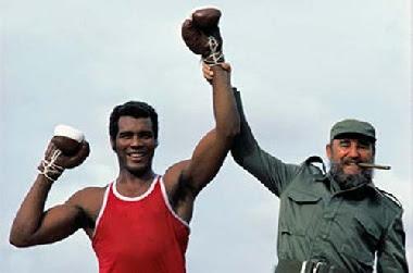Teofilo Stevenson tri campeão olímpico – Munique 1972, Montreal 1976 e Moscou 198