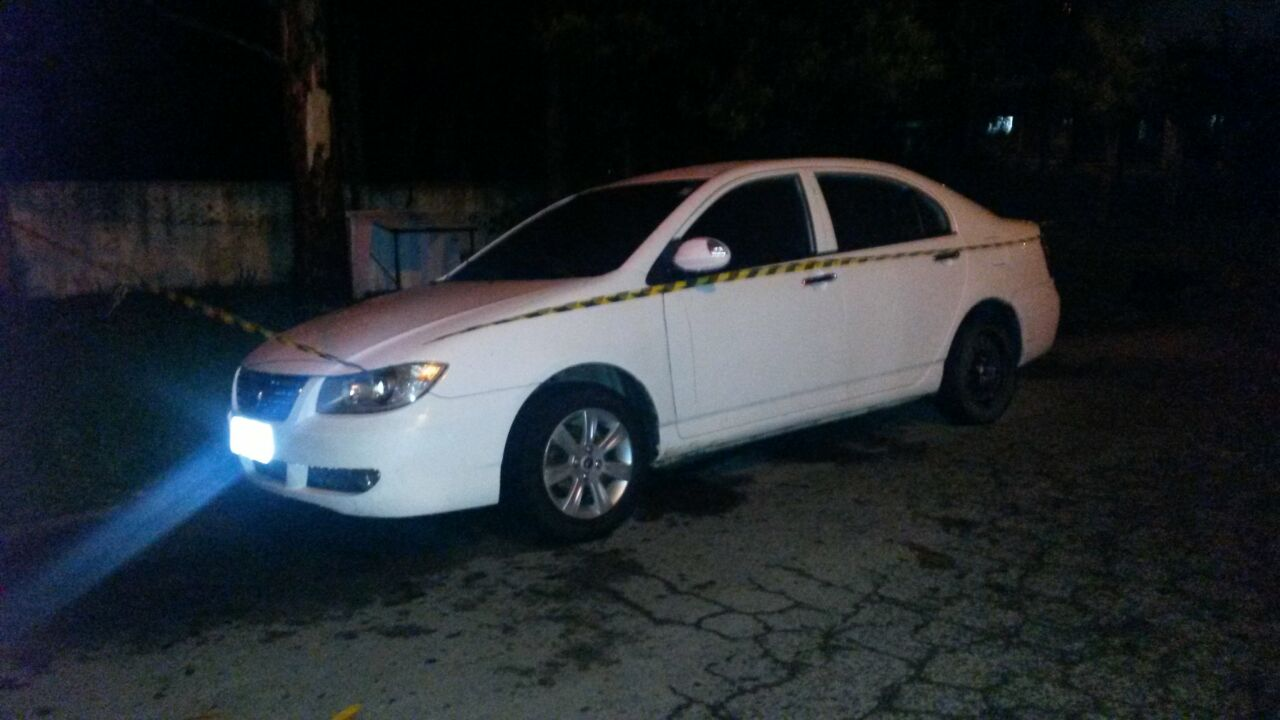 Perícia está no local e analisa a cena do crime | Foto: 24 BPM / Divulgação / OA