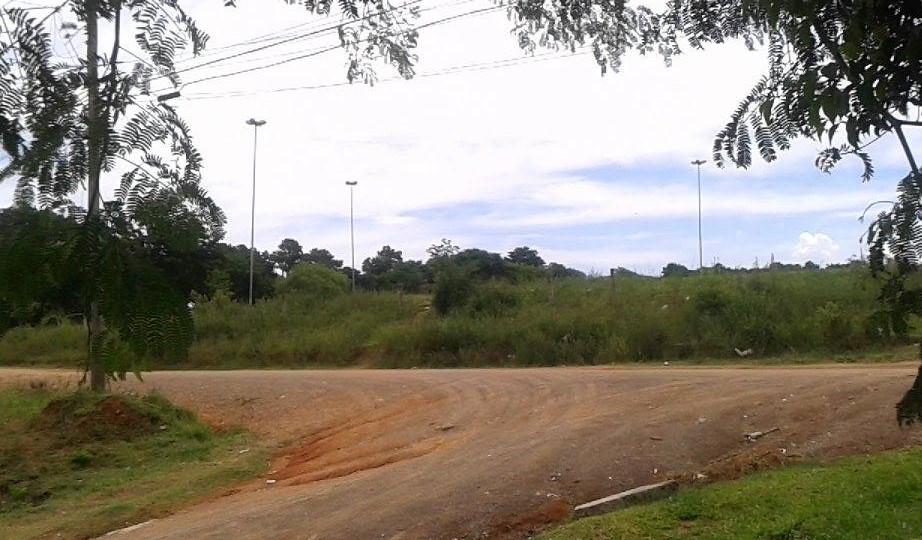 Junto à rua Álvaro Furtado segue o mato alto / Foto: Especial / OA