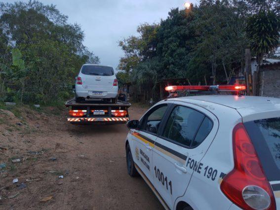 Brigada Militar recupera oito carros roubados em Alvorada